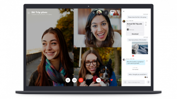 Технологии: Новая версия Skype Insider Preview для Windows и macOS