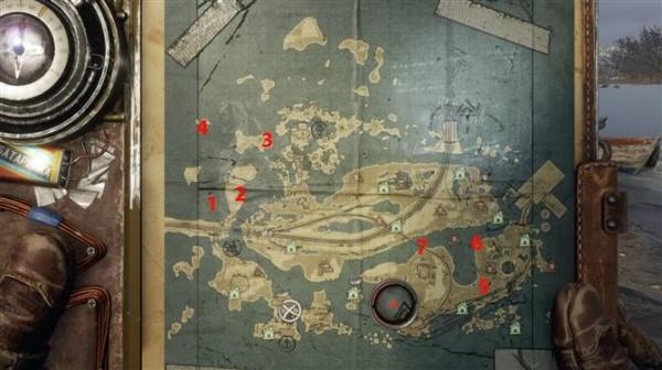 Разное: Где найти нужное снаряжение в  Metro Exodus