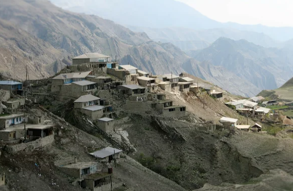 Интересное: Дагестан. Страна гор