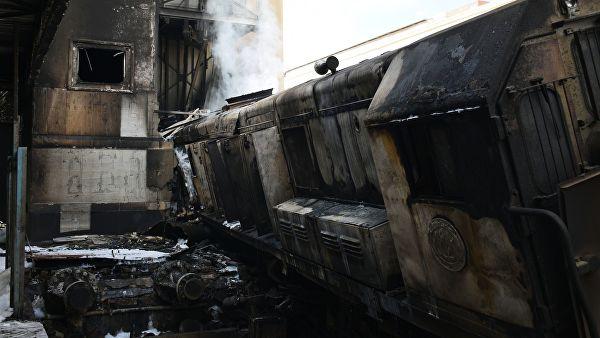 Происшествия: Причиной взрыва на вокзале в Каире стала ссора машинистов