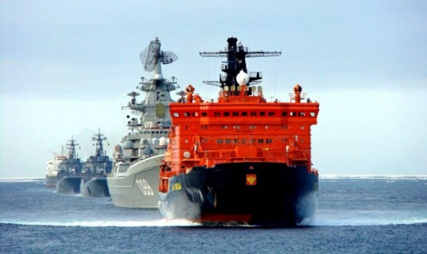 Экономика: Россия ввела свои правила на использование иностранными кораблями и судами СМП