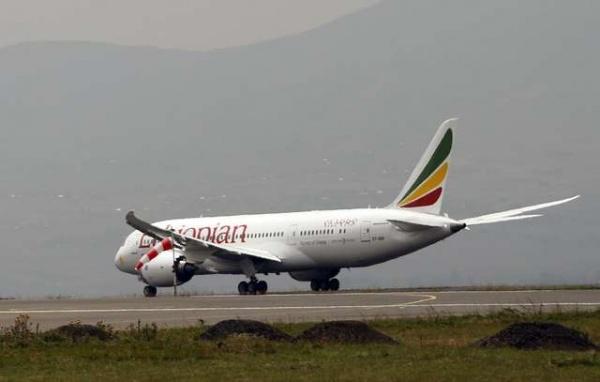 Происшествия: В Эфиопии разбился самолет Ethiopian Airlines