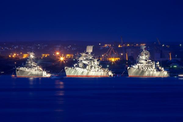 Интересное: Как изменилась военная инфраструктура полуострова Крым