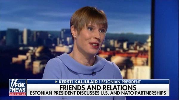 Прибалтика: Эстония защищает США и является их партнером :-) lol