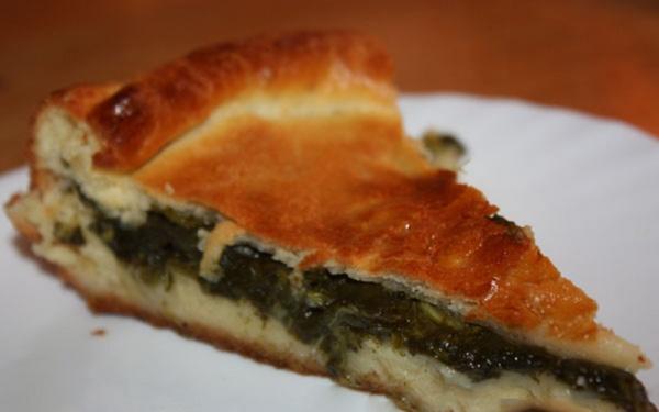 кухня: Пирожки с щавелем