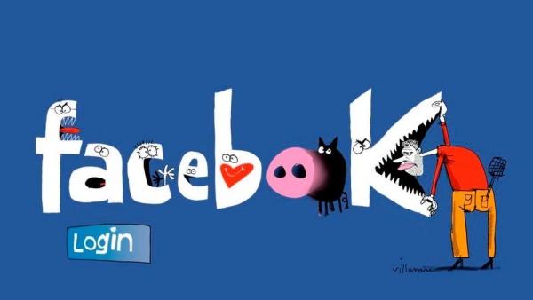 Общество: Facebook удалил 1900 страниц, связанных с Россией