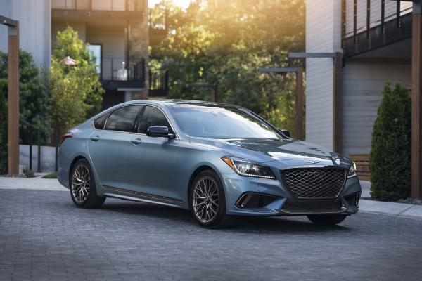 Реклама1: Обзор Hyundai G80 - купить стоит?
