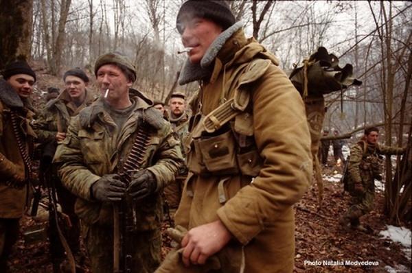 Война: «Черный день» спецназа ГРУ