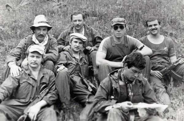 Война: Спецназ «Каскад»