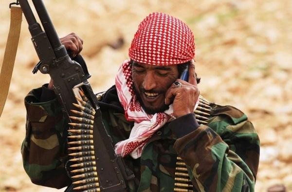 Терроризм: В *демократической* Ливии снова бардак