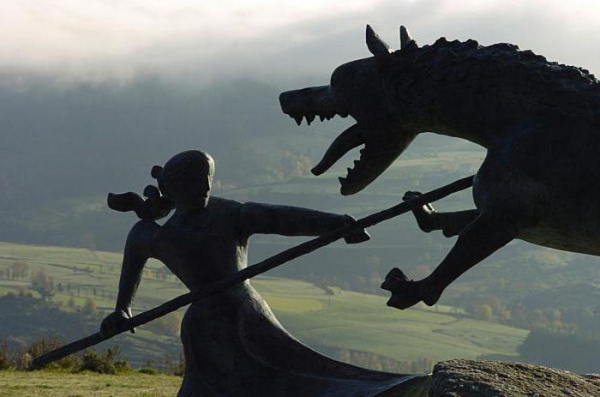 История: Жеводанский зверь