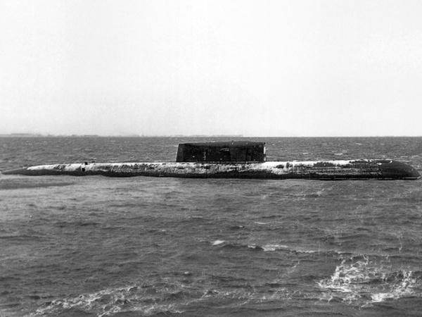 Даты: 30 лет гибели подводной лодки «Комсомолец»