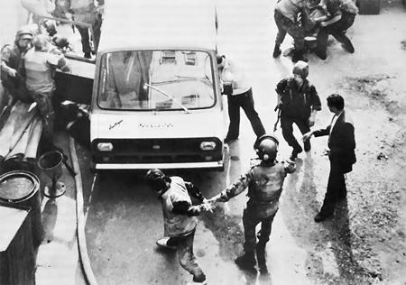 Криминал: Бунт в СИЗО Сухуми в 1990 году