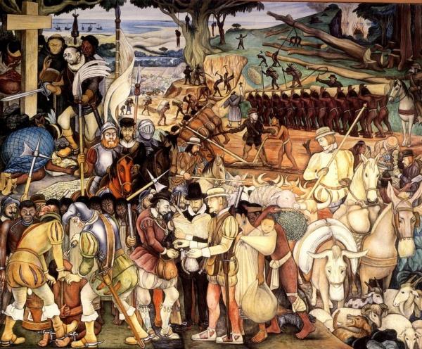 История: Кортес и его путешествия