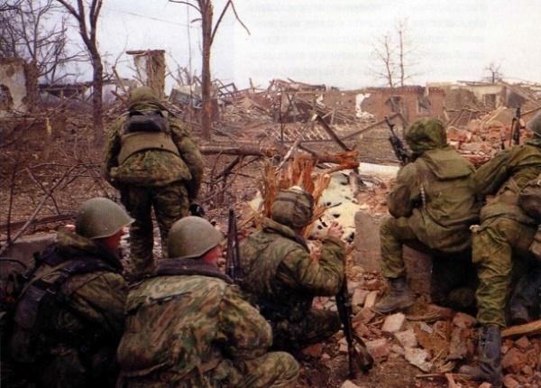 Война: Бои за село Комсомольское