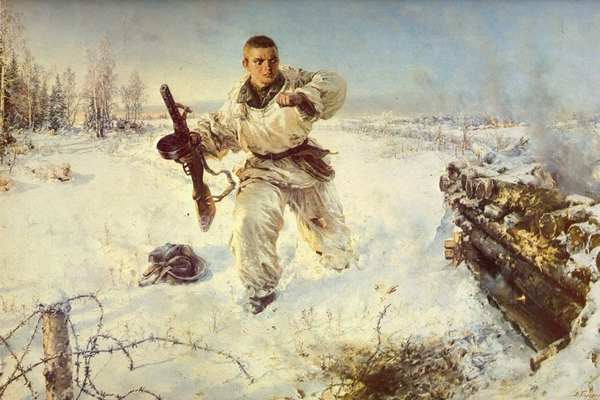 Война: Как погиб Александр Матросов