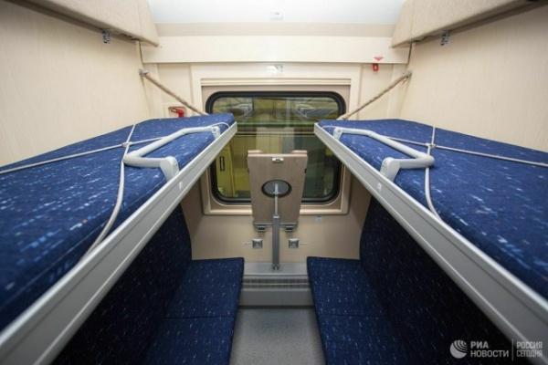 Интересное: Новые вагоны РЖД с душем, холодильником и микроволновкой