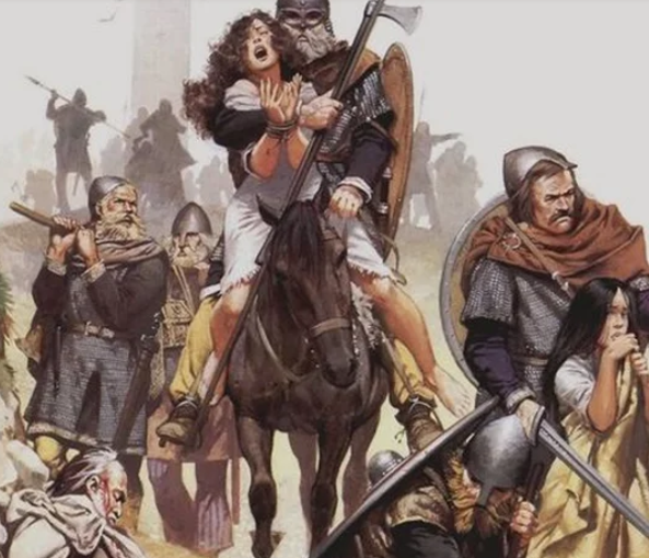 История: Как викинги относились к пленным