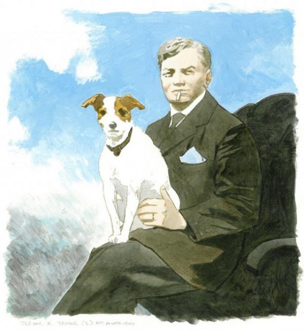 Личность: 160 лет со дня рождения Дж. К. Джером