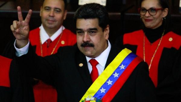 Политика: Мадуро объявил о «великом плане изменений»
