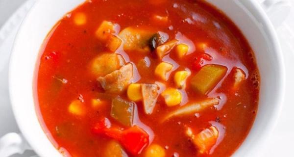 Полезные советы: Необычный суп-пюре с курицей
