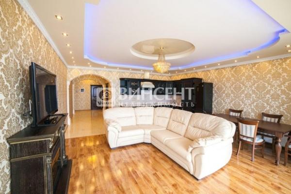 Реклама1: Квартира с дизайнерским ремонтов в ЖК Идеал Хаус в Сочи