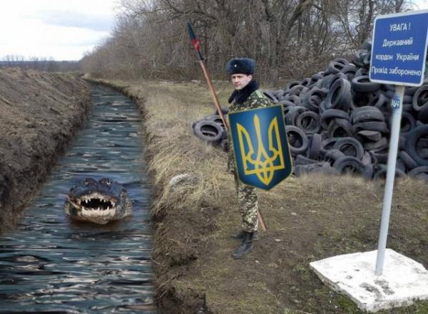 Украина: Киев предложил создать на границе с Россией ядерно-минные заграждения