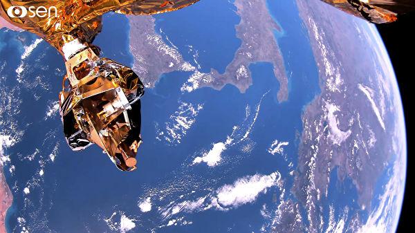 Природа: Созданный в РФ спутник снял первое в мире видео Земли в формате 4K