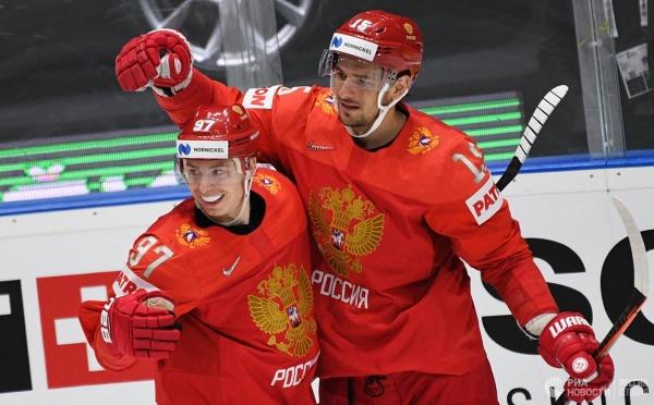 Спорт: Россия по буллитам победила Чехию в матче за третье место ЧМ