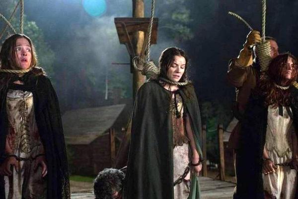 История: Салемские ведьмы