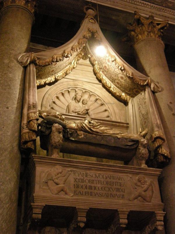 История о Папе римском, который был пиратом