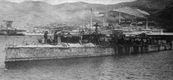 История: Гибель Черноморского флота в 1918-м году