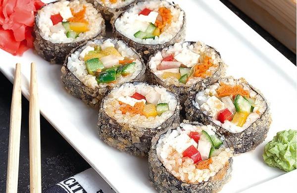 Реклама2: Какие роллы лучше всего и какие суши заказать