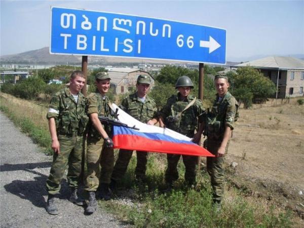 Война: Нужно ли было России брать Тбилиси в 2008-м году?