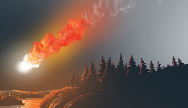 Интересное: 30 июня 1908 года на Землю упал Тунгусский метеорит