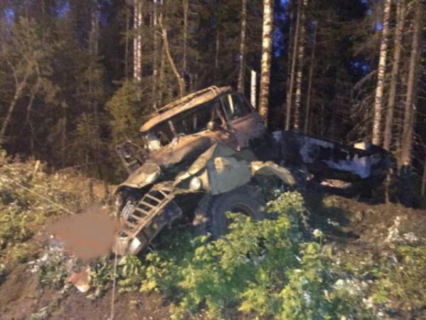 Происшествия: При взрыве бензовоза в Свердловской области погибли четыре человека