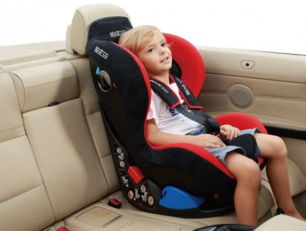 Право и закон: Изменения в правилах перевозки детей в автомобиле