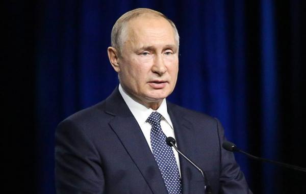 Политика: Путин не считает нужным вводить санкции против Грузии