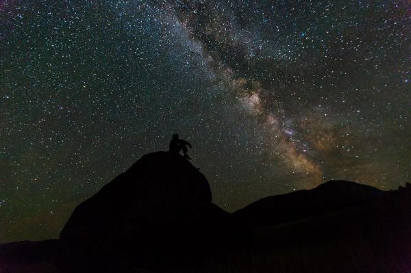 Природа: Звездопад Персеиды увидят жители Кавказа