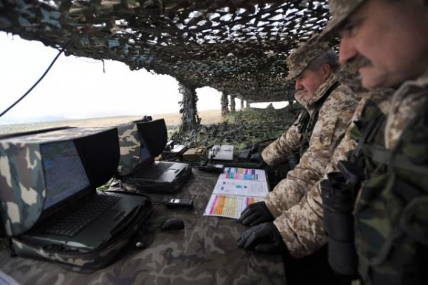 Новости: Российская армия испытала военный интернет