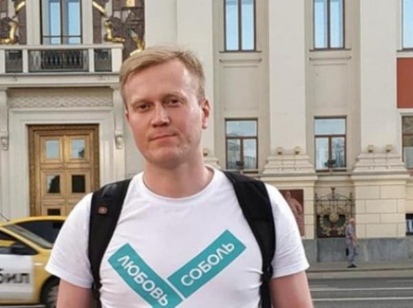 Либерасты: Координатор незаконного митинга Сергей Фомин, который использовал ребенка в качестве щита