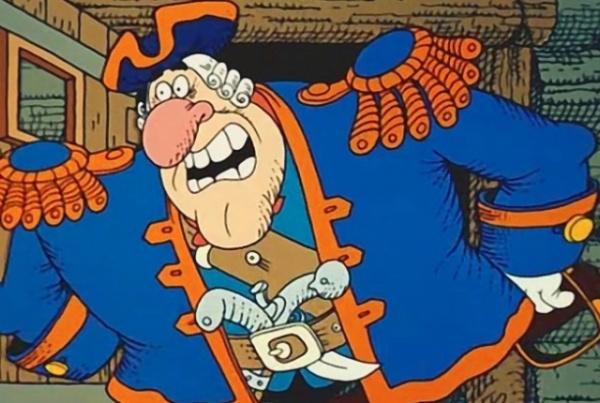 История: Кем на самом деле был адмирал Бенбоу