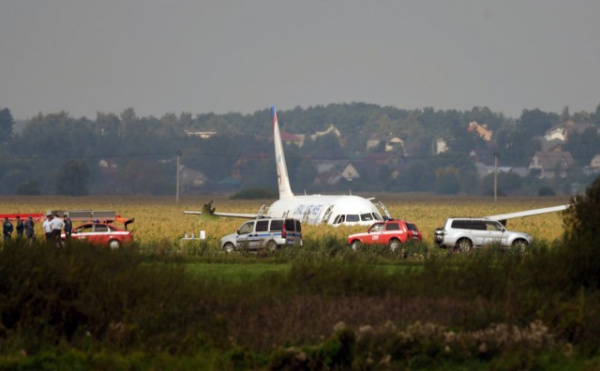 Происшествия: Расшифровка переговоров пилотов самолёта А321, севшего в поле
