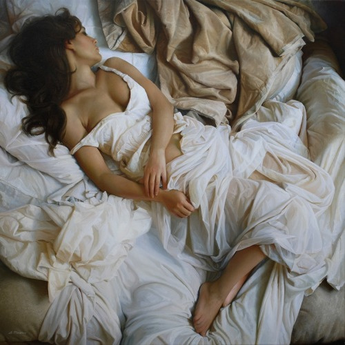 Картинки: Поэзия женского тела от художника из Уфы