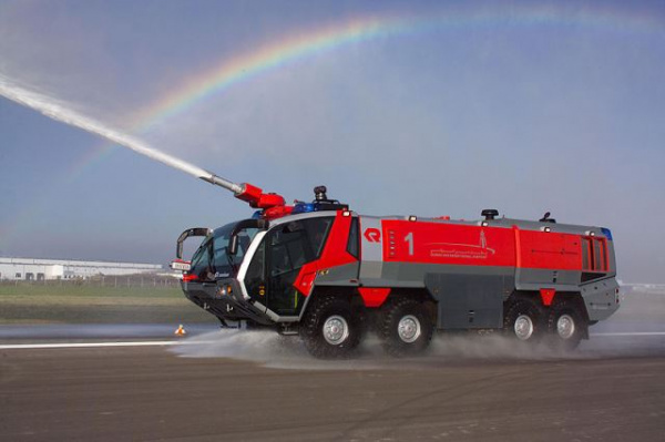 Реклама3: Шесть интересных фактов про пожарную специальную технику в мире