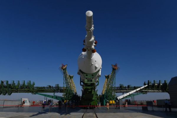 Новости: Робот Федор отправился к МКС