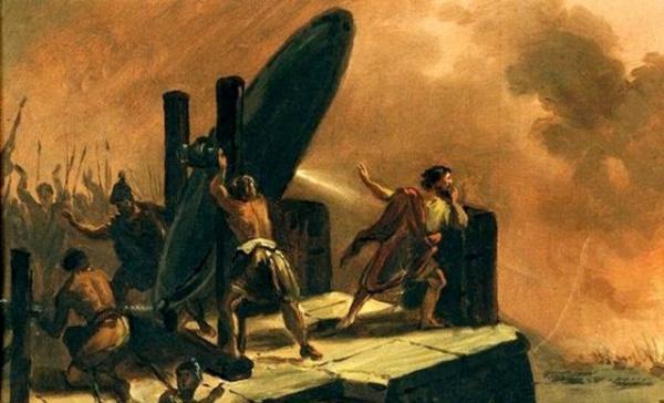 История: Зеркала Архимеда - правда или вымысел?