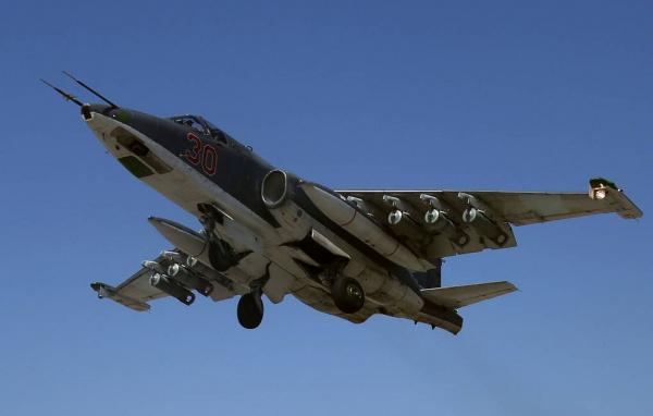 Происшествия: В Ставропольском крае разбился Су-25УБ