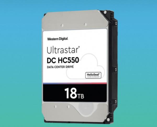 Технологии: Western Digital скоро начнёт поставки передовых жёстких дисков