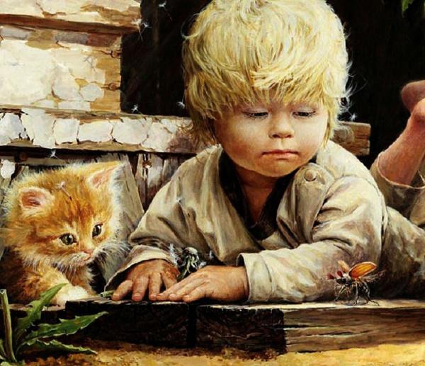 Интересное: Художник Владислав Леонович - я нарисую вам счастье!